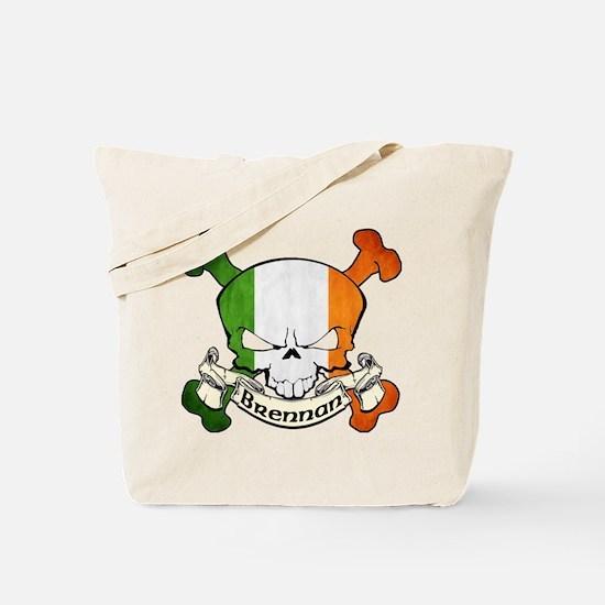 Brennan Skull Tote Bag