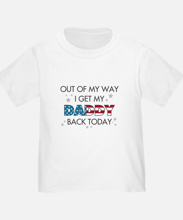 OUT OF MY WAY STARS T-Shirt