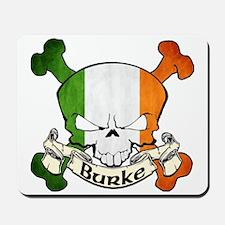 Burke Skull Mousepad
