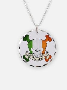 Burke Skull Necklace