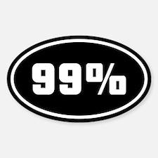 99% [o] Decal