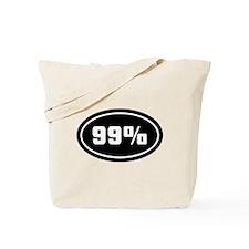 99% [o] Tote Bag