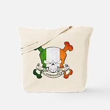 Connolly Skull Tote Bag