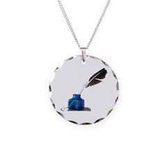 THE BLUE INKWELL™ Necklace