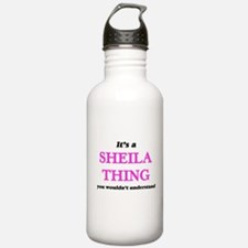 It's a Sheila thin Water Bottle