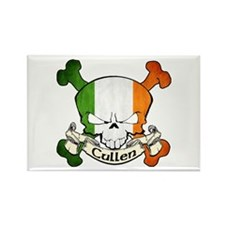 Cullen Skull Rectangle Magnet