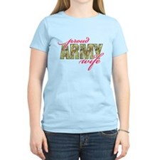 Unique Pink army T-Shirt