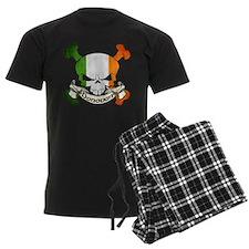 Donovan Skull Pajamas