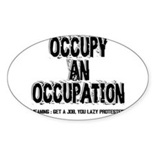 Occupy an Occupation! Decal