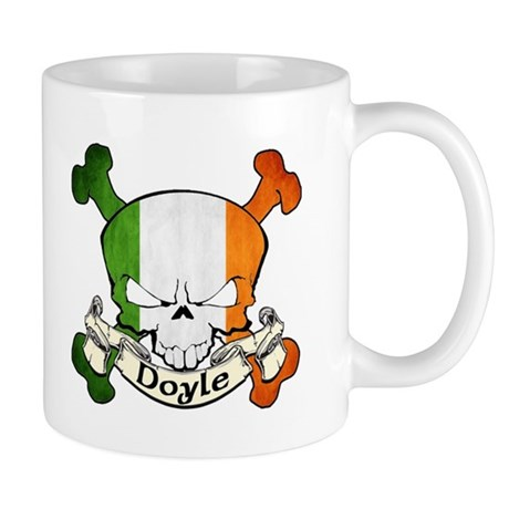 Doyle Skull Mug