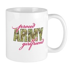 Cute Army sweetheart Mug