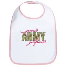 I love my army wife Bib