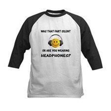 Farts & Headphones Tee
