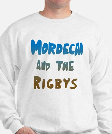 Mordecai and the Rigbys Jumper