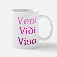I Came I Saw I Shopped Mug