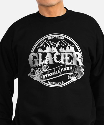 Glacier Old Circle Sweatshirt (dark)