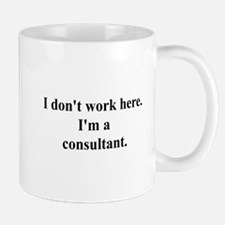 a consultant Mug
