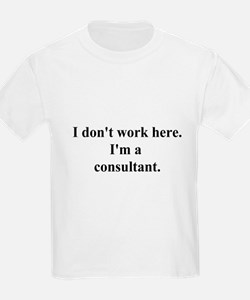 a consultant T-Shirt