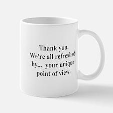 unique view Mug