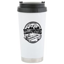 Yellowstone Old Circle Travel Coffee Mug