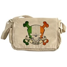King Skull Messenger Bag