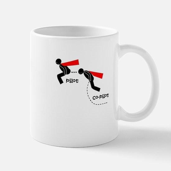 pilot&co-pilot Mug