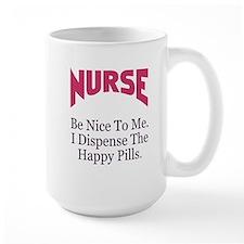 Nurse Be Nice To Me Mug