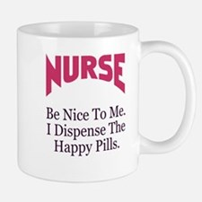 Nurse Be Nice To Me Mug
