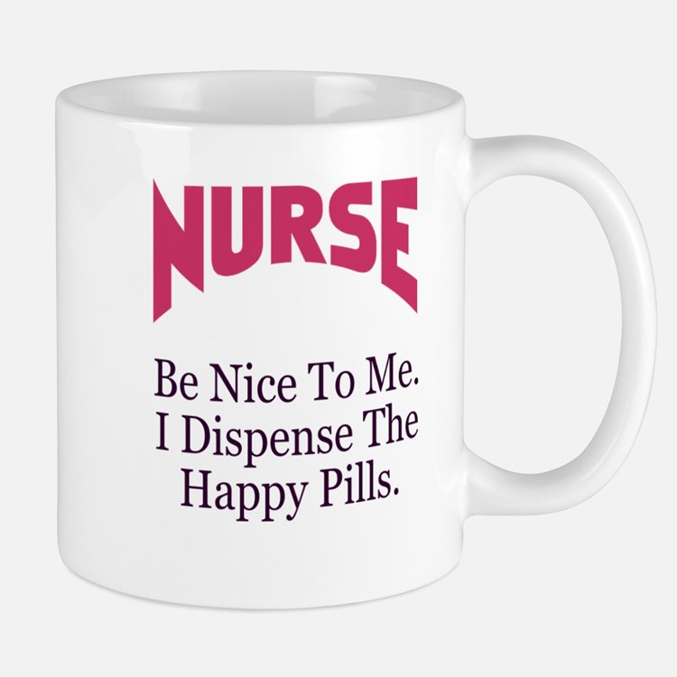 Nice Nurse Coffee Mugs Nice Nurse Travel Mugs Cafepress