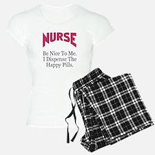 Nurse Be Nice To Me Pajamas