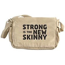 Unique Strong is the new skinny Messenger Bag