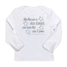 A Star Danced Long Sleeve Infant T-Shirt