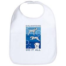The Versatile Dalmatian Bib