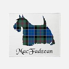 Terrier - MacFadzean Throw Blanket