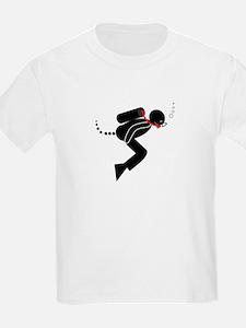 Scuba Poopman T-Shirt
