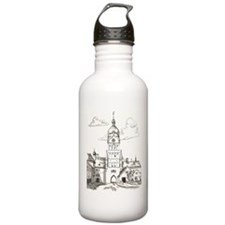 Clock Tower Arch - Sports Water Bottle