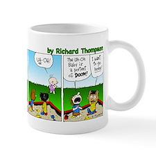 Unique Cartoon baby Mug