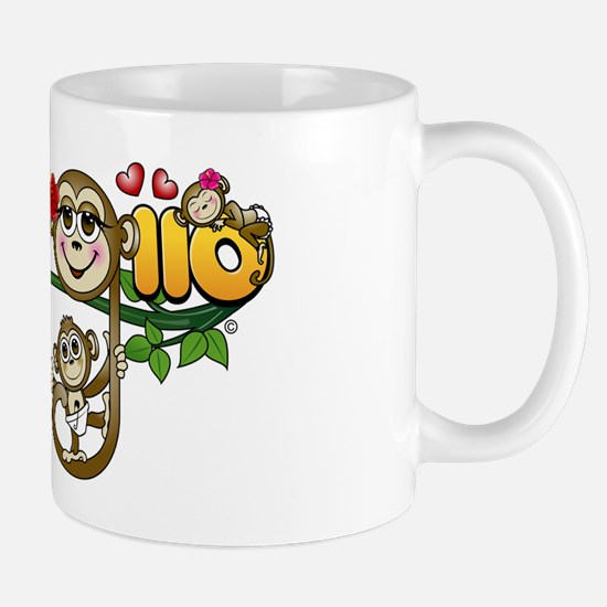 Moms Monkey Business - Mug