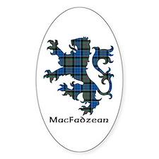 Lion - MacFadzean Decal