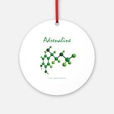Adrenaline Ornament (Round)