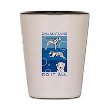 The Versatile Dalmatian Shot Glass