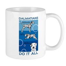 The Versatile Dalmatian Mug