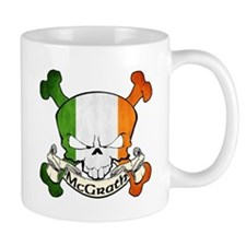McGrath Skull Mug