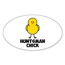 John Huntsman Chick Decal