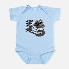 ATV RIDER Infant Bodysuit