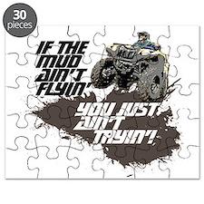 ATV RIDER Puzzle