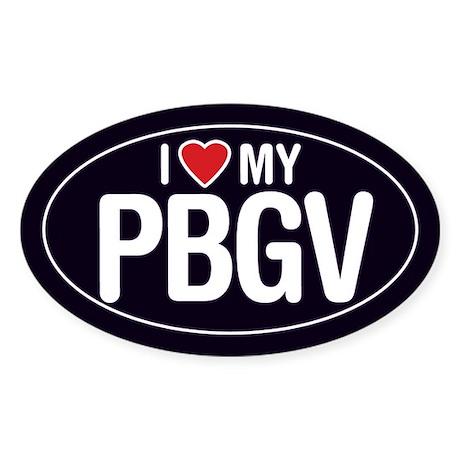 Petit Basset Griffon Vendeen (PBGV) Sticker/Decal