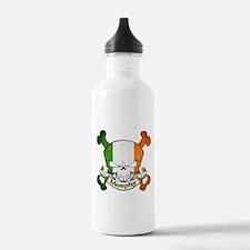 Murphy Skull Water Bottle