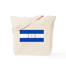 Flag of Honduras Tote Bag