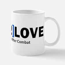 War2Love Balance Mug